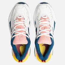 Женские кроссовки Nike M2K Tekno Blue Force/Summit White/Chrome Yellow фото- 1