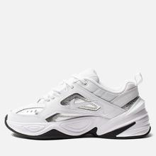 Женские кроссовки Nike M2K Tekno Essential White/White/Metallic Silver/Black фото- 5