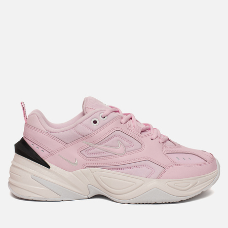 Женские кроссовки Nike M2K Tekno Pink Foam/Black/Phantom/White