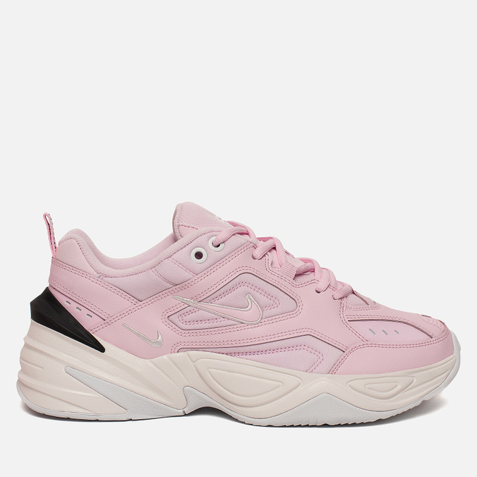 Женские кроссовки Nike M2K Tekno Pink Foam Black Phantom White ... 94733f1406429
