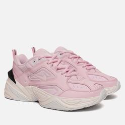 Женские кроссовки Nike M2K Tekno Pink Foam/Black/Phantom/White