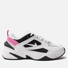 Женские кроссовки Nike M2K Tekno White/White/China Rose/Black фото- 3