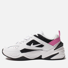 Женские кроссовки Nike M2K Tekno White/White/China Rose/Black фото- 5