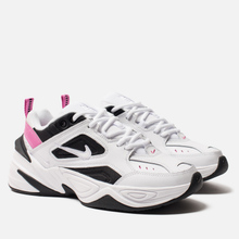 Женские кроссовки Nike M2K Tekno White/White/China Rose/Black фото- 0