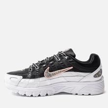 Женские кроссовки Nike P-6000 SE Black/Multi-Color/White/Coral Stardust фото- 5