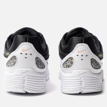 Женские кроссовки Nike P-6000 SE Black/Multi-Color/White/Coral Stardust фото- 2