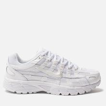 Женские кроссовки Nike P-6000 White/White/Platinum Tint фото- 3