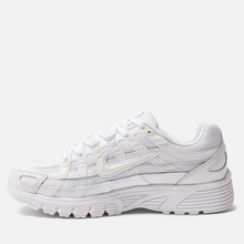 Женские кроссовки Nike P-6000 White/White/Platinum Tint фото- 5