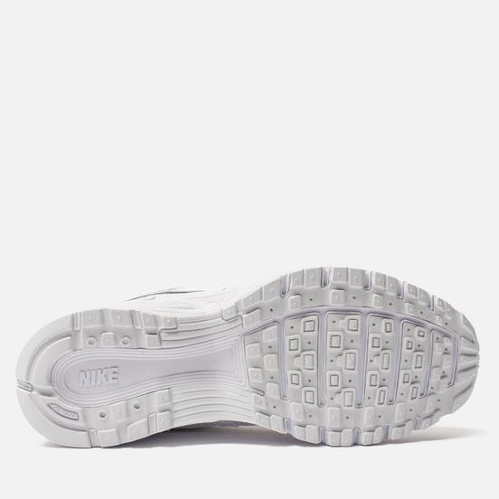 Женские кроссовки Nike P-6000 White/White/Platinum Tint