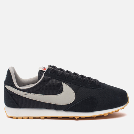 Женские кроссовки Nike Pre Montreal Racer Vintage Black/Pale Grey/Sail/Team Orange