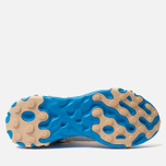 Женские кроссовки Nike React Element 55 Light Cream/Desert Ore/Light Blue Fury фото- 4