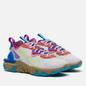 Женские кроссовки Nike React Vision Photon Dust/Lemon Venom/Hyper Blue фото - 0