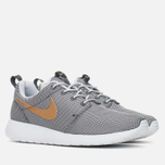 Женские кроссовки Nike Roshe One Anthracite/Gold/Grey фото- 1