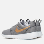 Женские кроссовки Nike Roshe One Anthracite/Gold/Grey фото- 2