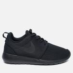 Женские кроссовки Nike Roshe One Black/Dark Grey фото- 0