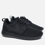 Женские кроссовки Nike Roshe One Black/Dark Grey фото- 2