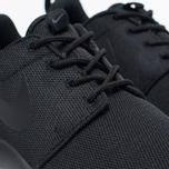 Женские кроссовки Nike Roshe One Black/Dark Grey фото- 3
