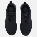 Женские кроссовки Nike Roshe One Black/Dark Grey фото- 4