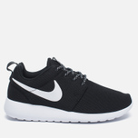 Женские кроссовки Nike Roshe One Black/White/Dark Grey фото- 0