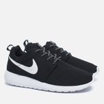 Женские кроссовки Nike Roshe One Black/White/Dark Grey фото- 1
