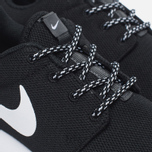 Женские кроссовки Nike Roshe One Black/White/Dark Grey фото- 5