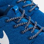 Женские кроссовки Nike Roshe One Blue/White фото- 3