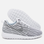 Женские кроссовки Nike Roshe One ENG White/Wolf Grey фото- 2