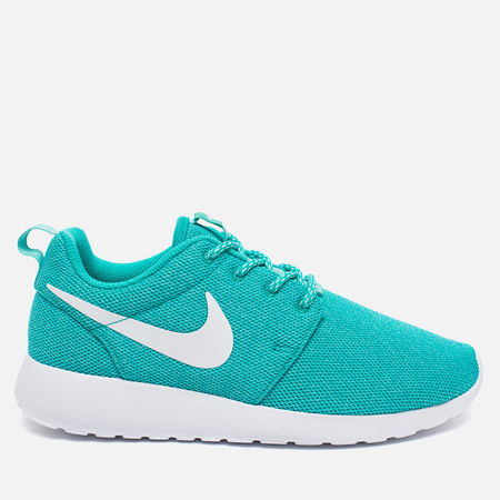 Nike Roshe One Hyper Women's Sneakers Jade/White