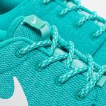 Женские кроссовки Nike Roshe One Hyper Jade/White фото- 5
