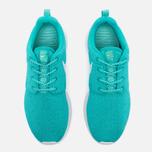 Женские кроссовки Nike Roshe One Hyper Jade/White фото- 4