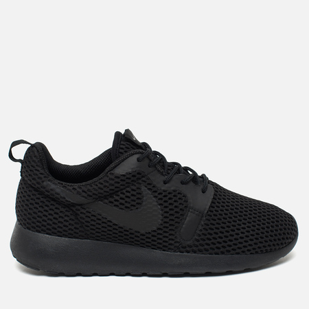 Женские кроссовки Nike Roshe One Hyperfuse BR Black