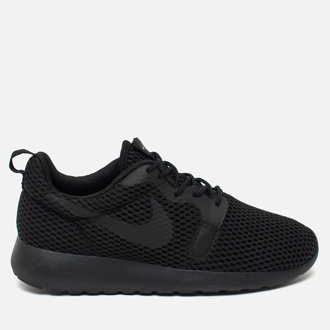 Nike Roshe One Hyperfuse BR Women's Sneakers Black