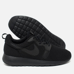 Женские кроссовки Nike Roshe One Hyperfuse BR Black фото- 2