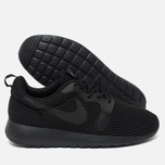 Nike Roshe One Hyperfuse BR Women's Sneakers Black photo- 2