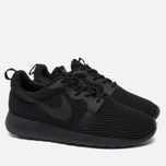 Женские кроссовки Nike Roshe One Hyperfuse BR Black фото- 1
