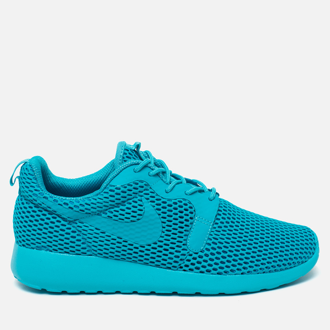 Женские кроссовки Nike Roshe One Hyperfuse BR Gamma Blue/Blue Lagoon