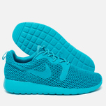 Женские кроссовки Nike Roshe One Hyperfuse BR Gamma Blue/Blue Lagoon фото- 2