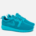 Nike Roshe One Hyperfuse BR Women's Sneakers Gamma Blue/Blue Lagoon photo- 1