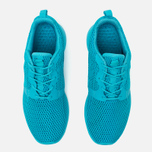 Женские кроссовки Nike Roshe One Hyperfuse BR Gamma Blue/Blue Lagoon фото- 4