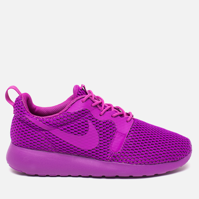 Женские кроссовки Nike Roshe One Hyperfuse BR Gamma Violet