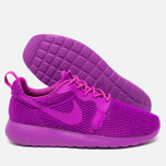 Женские кроссовки Nike Roshe One Hyperfuse BR Gamma Violet фото- 2