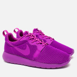 Женские кроссовки Nike Roshe One Hyperfuse BR Gamma Violet фото- 1