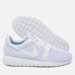 Женские кроссовки Nike Roshe One Hyperfuse BR White/Pure Platinum фото- 2