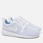 Женские кроссовки Nike Roshe One Hyperfuse BR White/Pure Platinum фото- 1