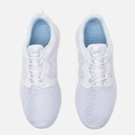 Женские кроссовки Nike Roshe One Hyperfuse BR White/Pure Platinum фото- 4