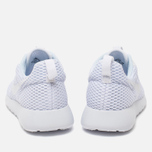 Женские кроссовки Nike Roshe One Hyperfuse BR White/Pure Platinum фото- 3