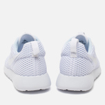 Nike Roshe One Hyperfuse BR Women's Sneakers White/Pure Platinum photo- 3