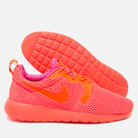 Nike Roshe One Hyperfuse Brezze Women's Sneakers Total Crimson/Pink Blast photo- 2