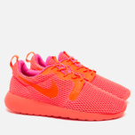 Женские кроссовки Nike Roshe One Hyperfuse Brezze Total Crimson/Pink Blast фото- 1