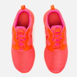 Nike Roshe One Hyperfuse Brezze Women's Sneakers Total Crimson/Pink Blast photo- 4